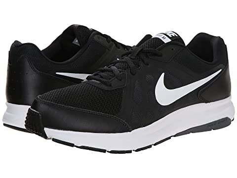 Mens Shoes Nike Dart 11 Black/Dark Grey/White/White
